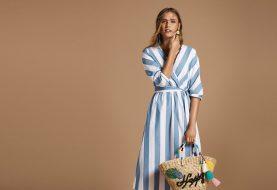 Das in diesem Jahr am meisten besprochene M & S-Kleid wurde endlich gestartet