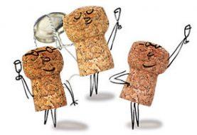 Machen Sie in 5 Schritten einen guten Toast