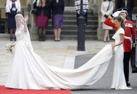 Die ikonischsten königlichen Brautkleider