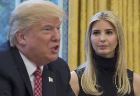 Donald Trump hat gerade einen Witz über Ivanka Trumps Nachnamen gemacht und alle sind verwirrt