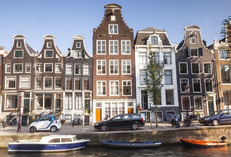Dieses angesagte Hotel in Amsterdam ist nur einen Eurostar entfernt