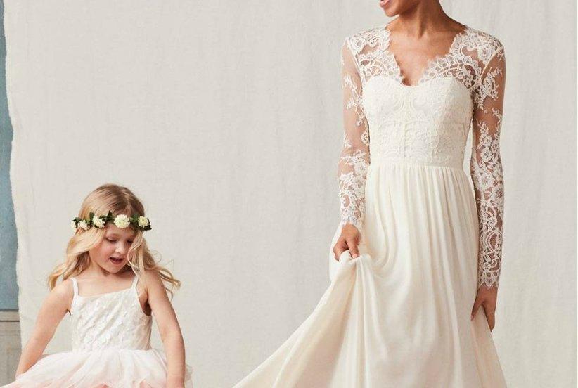 H & M hat eine erschwingliche Hochzeitslinie auf den Markt gebracht – und Sie werden nicht glauben, wie gut es aussieht