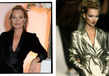 Kate Moss Opens Up About DGAF Attitude To Ageing, Hanging Up Her Party Shoes, And Love Of Daily Yoga