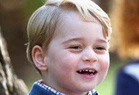 So tröstete Prinz George eine weinende Brautjungfer bei der königlichen Hochzeit