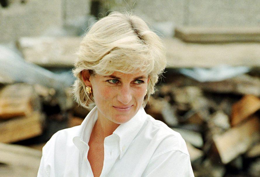 Deshalb hielt Prinzessin Diana ihren Kopf in der Öffentlichkeit