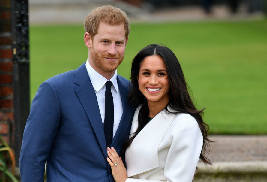 Here's why everyone's talking about Meghan Markle's sentimental engagement ring