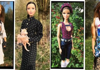 McCarbie Is The Instagram Account Dressing Barbie In This Season's Fiercest Ensembles