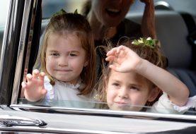 Hier ist der Beweis, dass Prinzessin Charlotte die Show bei Prinzessin Eugenies Hochzeit gestohlen hat