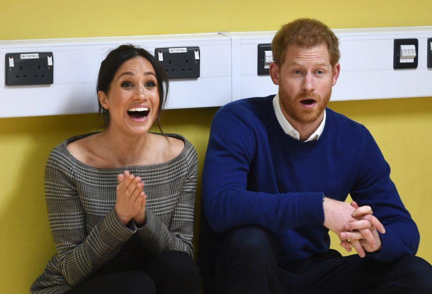 """Prinz Harry und Meghan Markle wollen angeblich Kinder """"sofort"""""""
