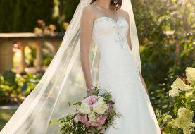 Luxe Hochzeitskleid