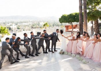 Geben Brautjungfern und Trauzeugen Hochzeitsgeschenke?