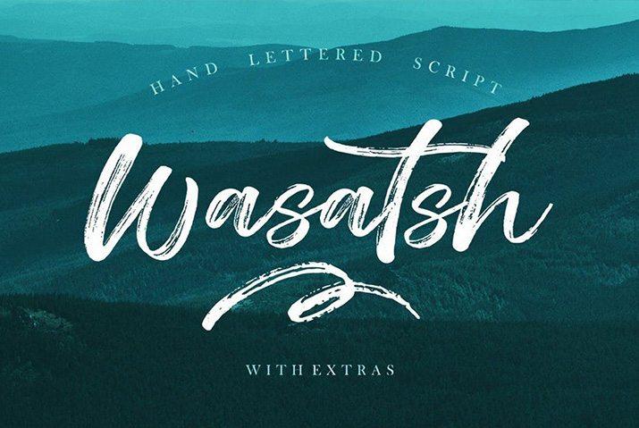 100+ Beautiful Script, Brush & Calligraphy Fonts