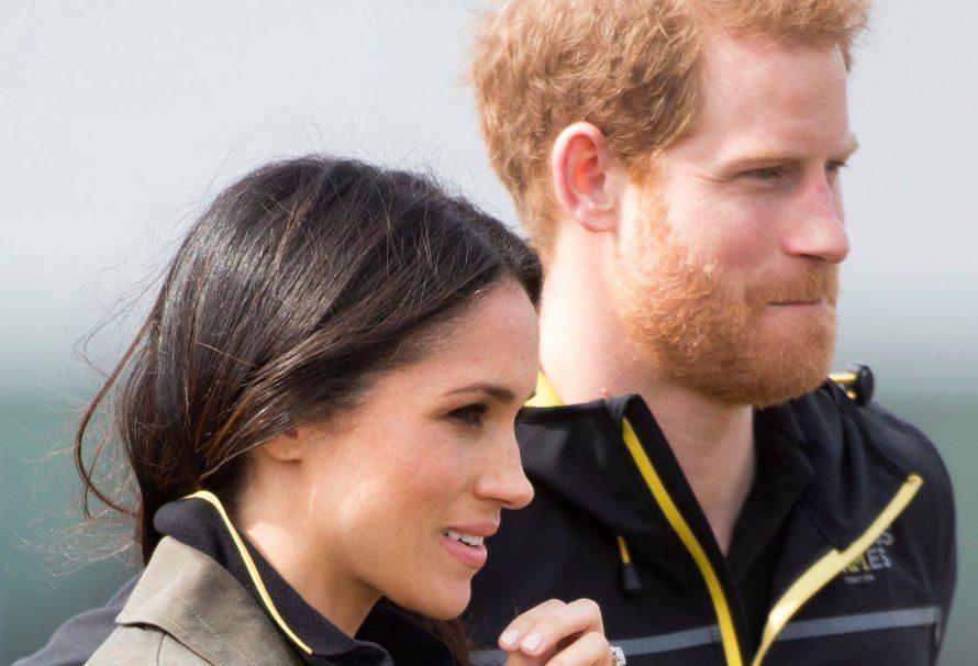 Donald Trump gibt Prince Harry und Meghan Markle dieses unerwartete Hochzeitsgeschenk