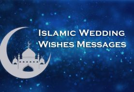 Islamic Wedding Wishes and Messages For Couple