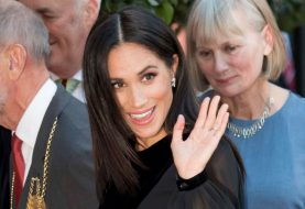 Buckingham Palace is selling a replica of Meghan Markle's engagement ring for £30