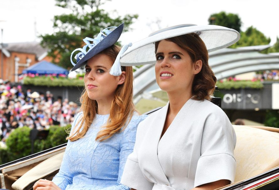 Princess Eugenie just borrowed Meghan Markle's fave accessory