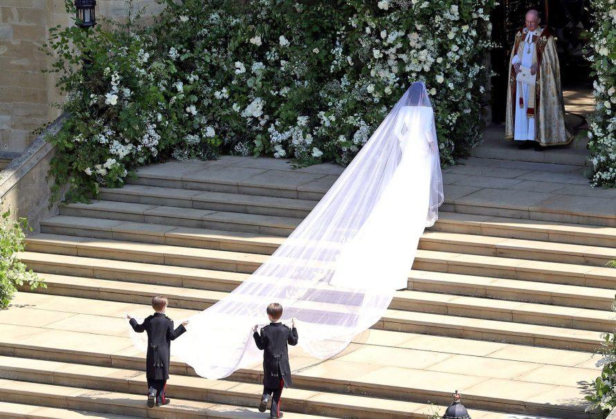 Alles, was Sie über das Hochzeitskleid von Meghan Markle wissen müssen