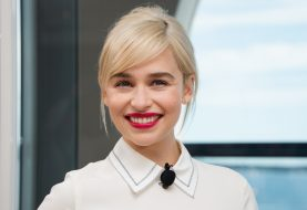Emilia Clarke verzichtete auf eine Star Wars-Vorführung, um die königliche Hochzeit zu sehen