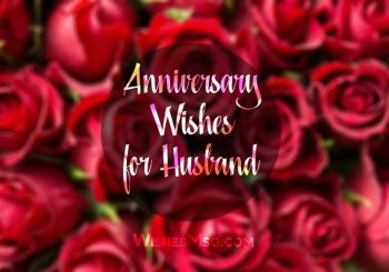 Wünsche und Botschaften zum Hochzeitstag für den Ehemann
