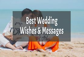 70+ Wedding Wishes : Wedding Messages and Quotes