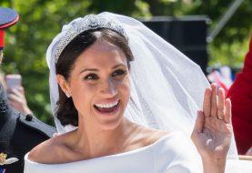 Hier ist, wie Meghan Markles Hochzeitskleid eigentlich eine Hommage an die Königin war