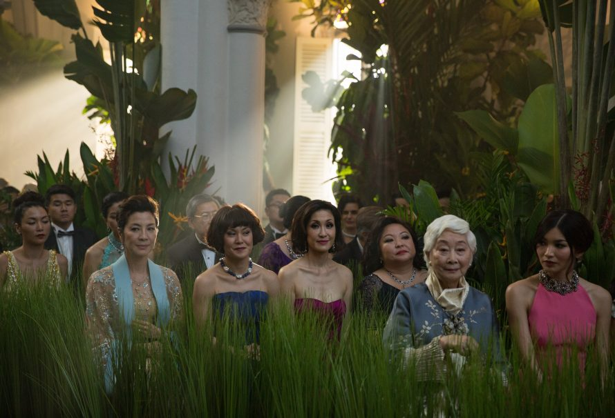 Crazy Rich Asians führende Frauen verraten, wie es ist, eine asiatische Frau in Hollywood zu sein