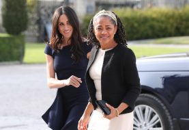 The Queen just invited Meghan Markle's mum over for Christmas