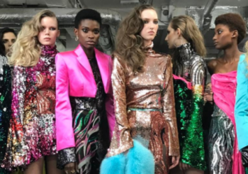 Topshop X Halpern Is The Sequin Dream You've Been Waiting For This Party Season