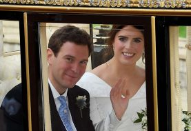 Princess Eugenie actually had not two, but THREE wedding dresses