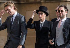 Cara Delevingne bat Prinzessin Eugenie um Erlaubnis, bei ihrer Hochzeit einen Anzug zu tragen